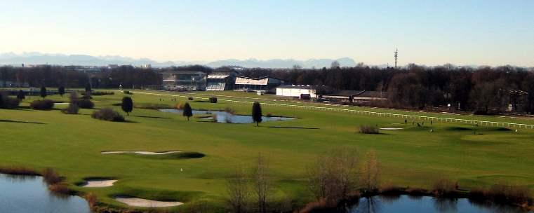 Golfclub Golfclub München Riem Ev In 81929 München Muenchen